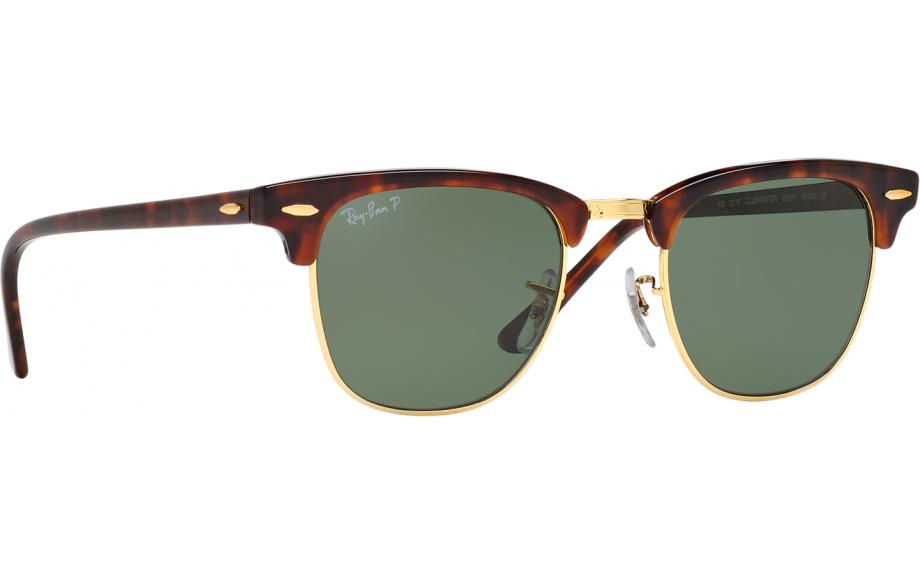 18807af61a Ray-Ban Clubmaster RB3016 990/58 49 Gafas de Sol - Envío Gratis | Estación  de sombra