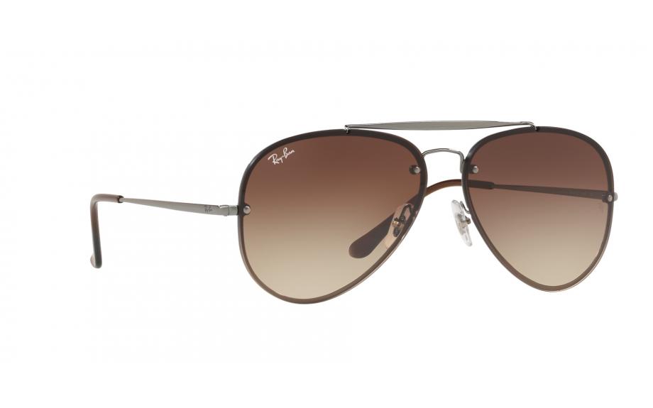 c5a701077b Ray-Ban Blaze Aviator RB3584N 004/13 61 Gafas de sol - Envío Gratis |  Estación de sombra