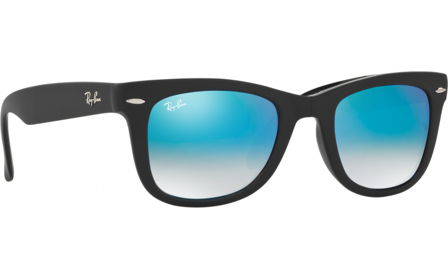 3fbda690fe Ray-Ban plegable Wayfarer RB4105 60694O 50 gafas de sol - envío gratis |  Estación de sombra