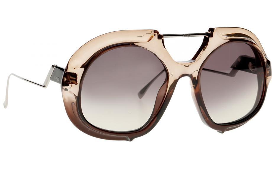 13ebc76a7d Gafas de sol Fendi TROPICAL SHINE FF0316 / S MNG 9O 55 - Envío gratis    Estación de sombra