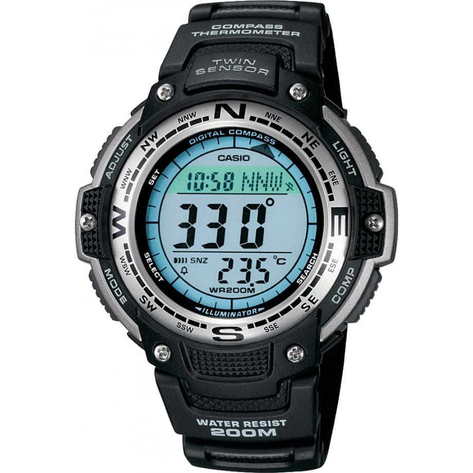 2584e7eae4c4 SGW-100-1VEF Casio reloj - envío gratis